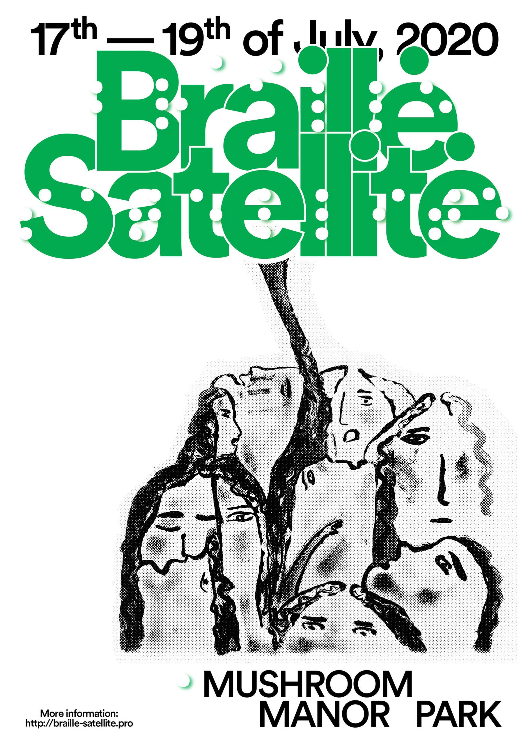 Braille Satellite 2020